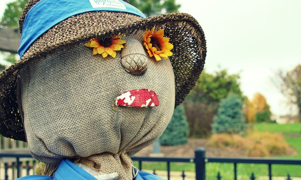 Scarecrows back for annual event at Forge Mill