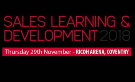 Sales Learning and Development - 29th November - Ricoh Arena, Coventry