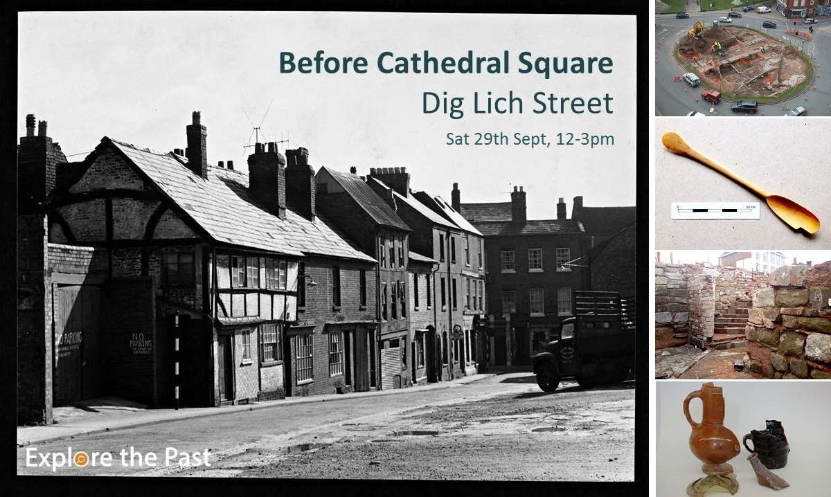 Before Cathedral Square: Dig Lich Street