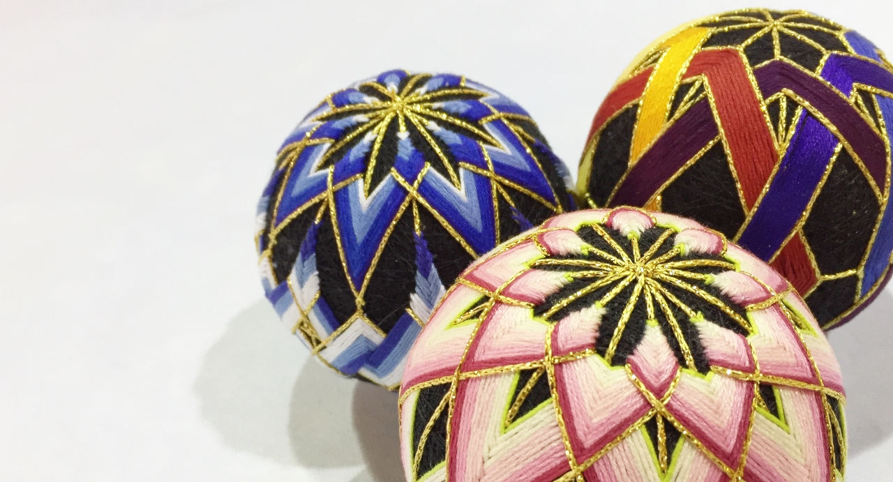 Temari Ball Making Workshop