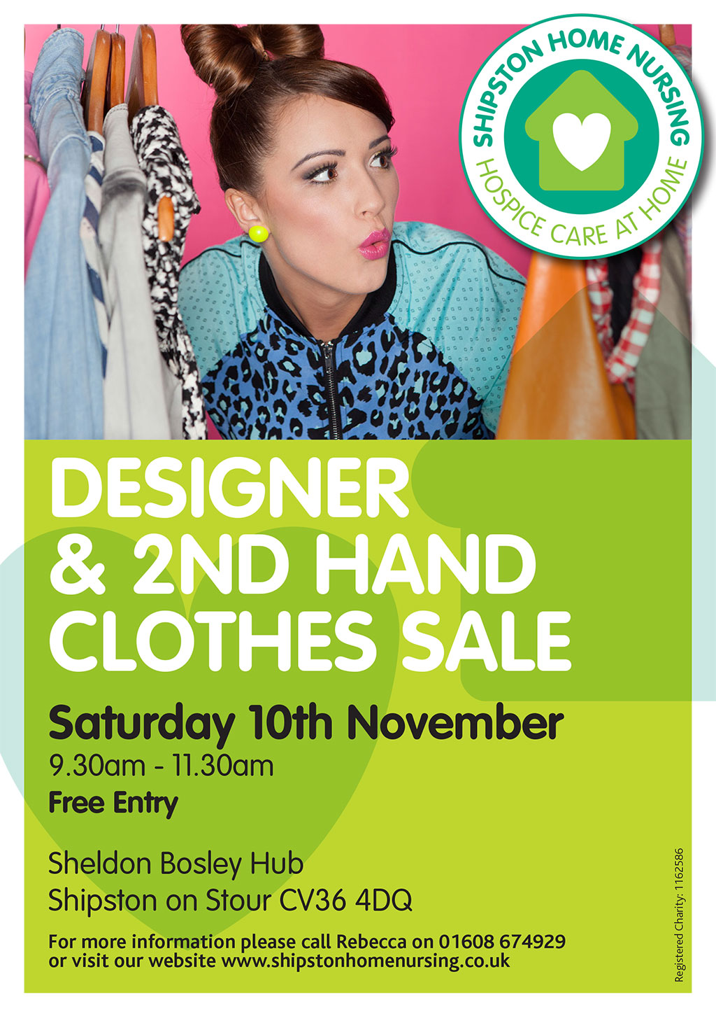 Designer & 2nd Hand Clothes Sale
