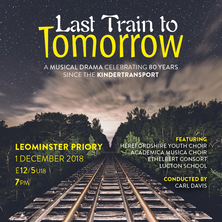 Last Train to Tomorrow: 80 years since the Kindertransport