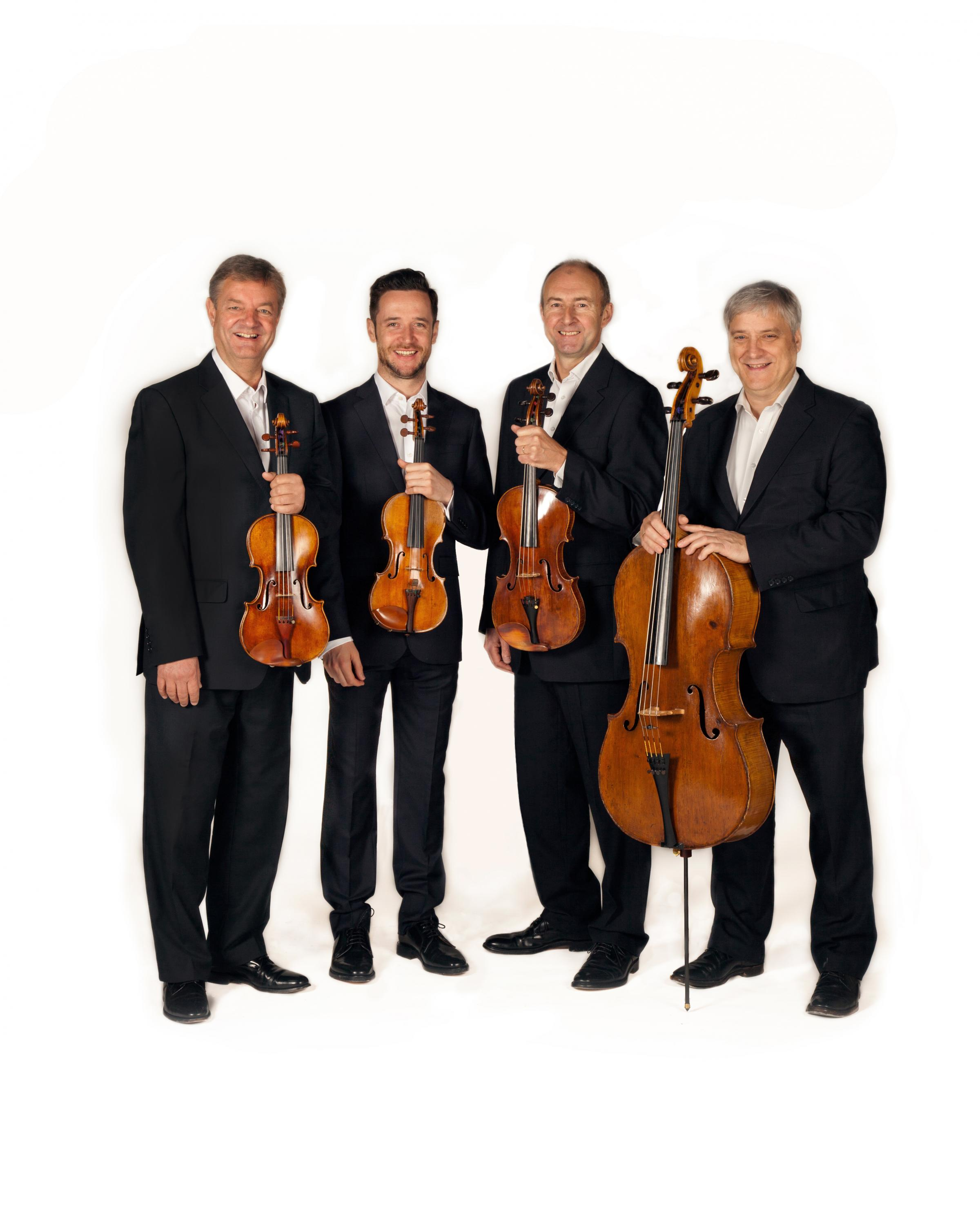 Maggini Quartet in Leominster