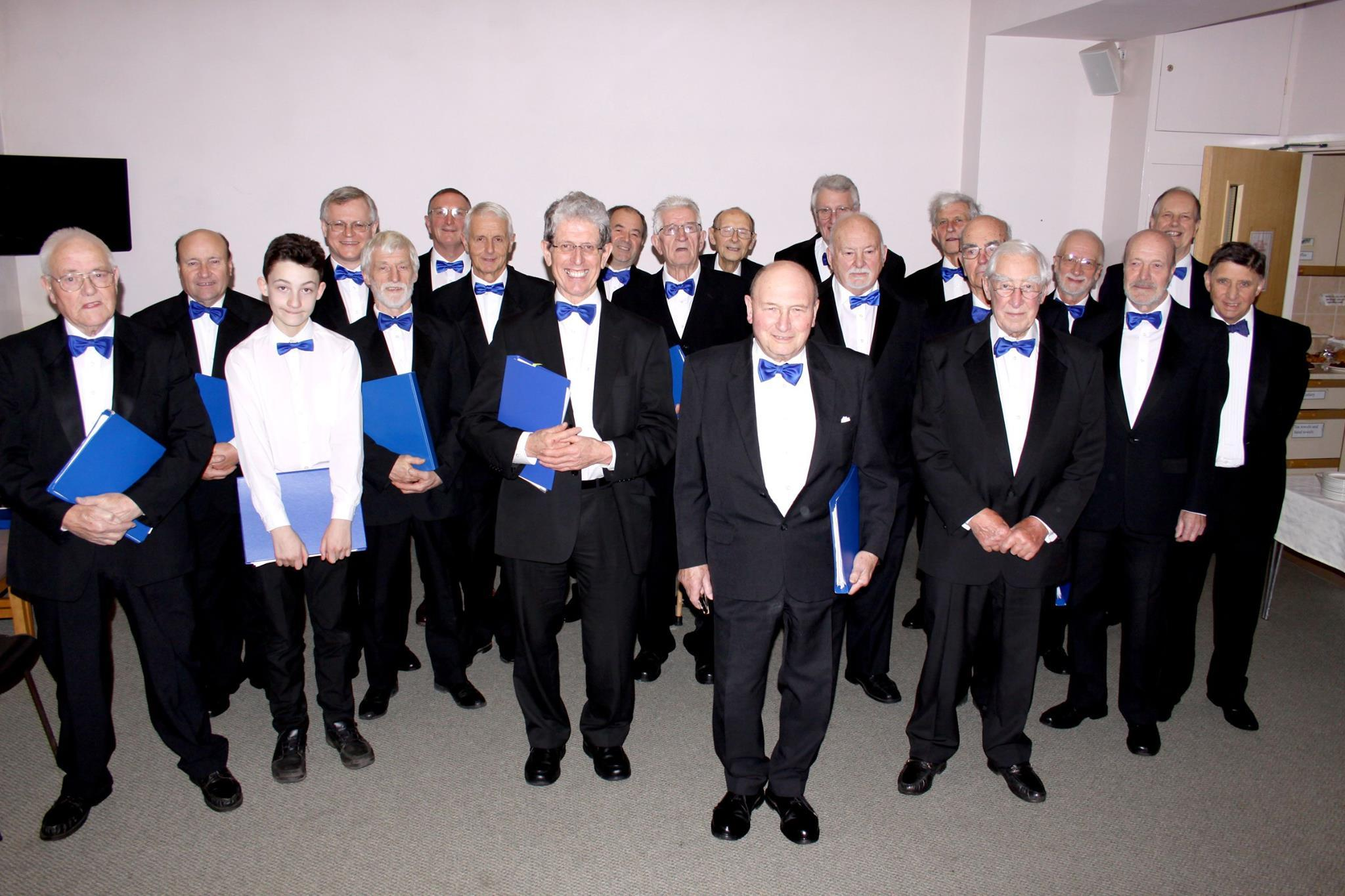 The Craven Arms Men's Chorus