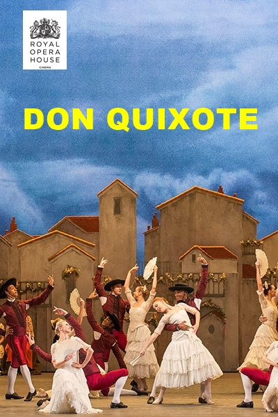 Captured Live from ROH London: Don Quixote