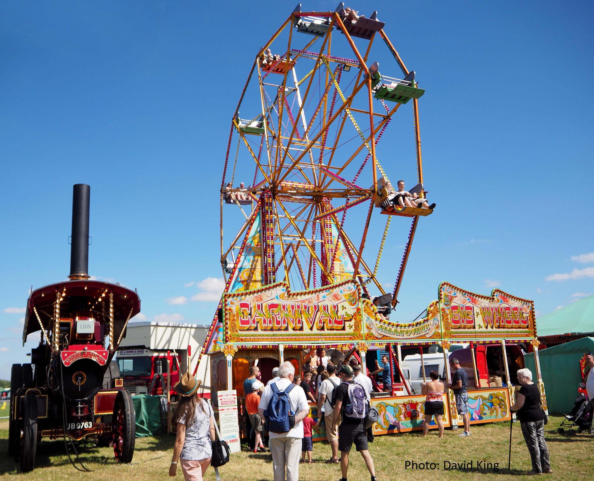 Annual Gloucestershire Vintage & Country Extravaganza