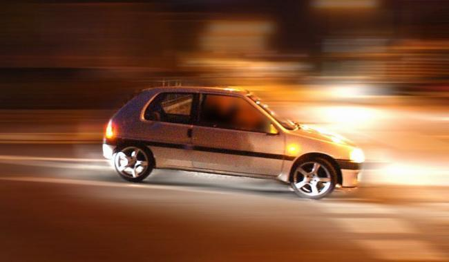 Complaints have been made about boy racers in Ludlow