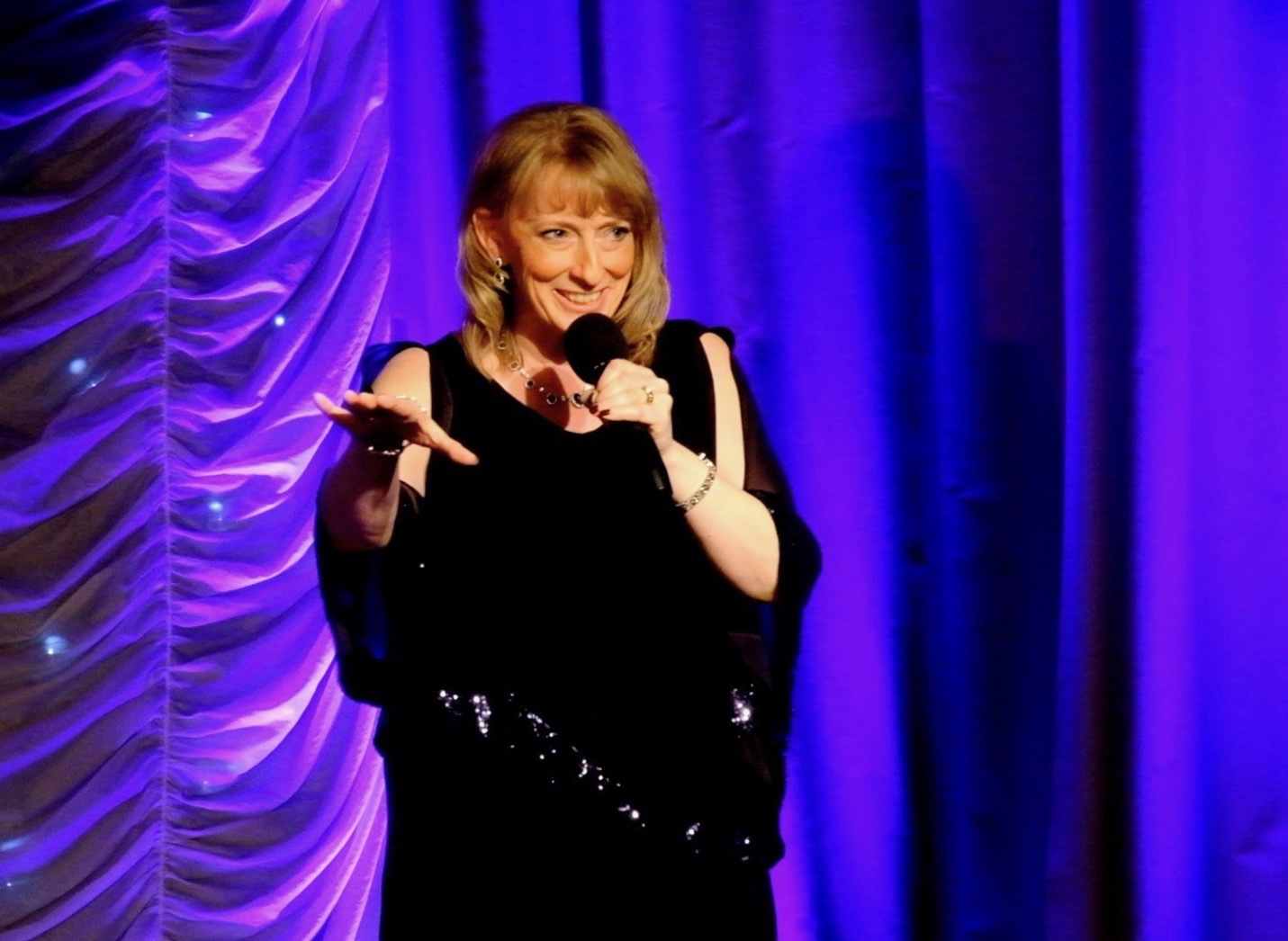 Alison Rume's one-woman show celebrates iconic divas  Barbra Streisand, Liza Minnelli and Dame Shirley Bassey.
