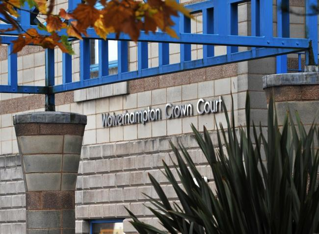 Wolverhampton Crown Court. Newsquest Picture.