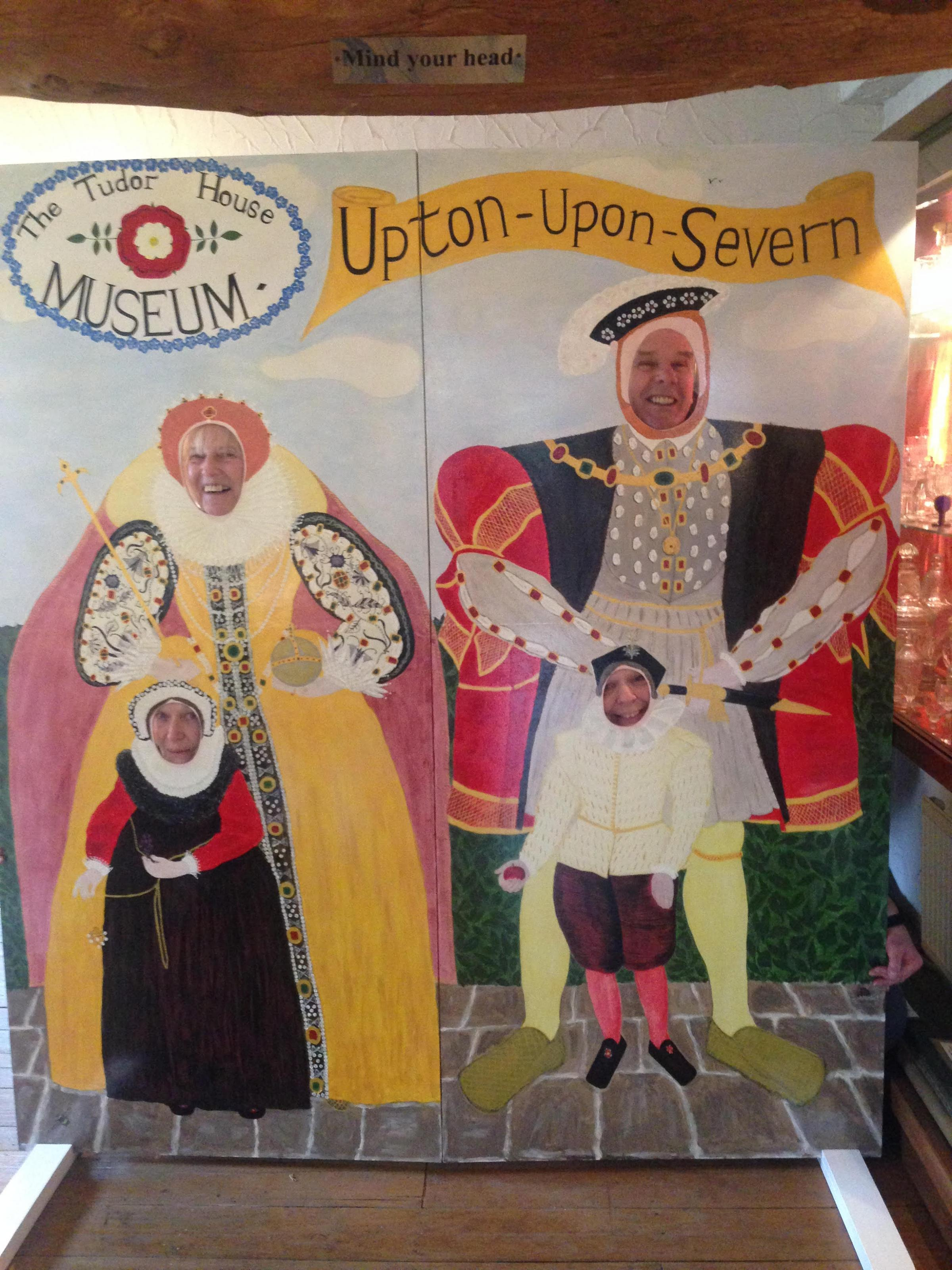 CHILDREN'S EASTER HUNT at TUDOR HOUSE MUSEUM, UPTON-UPON-SEVERN
