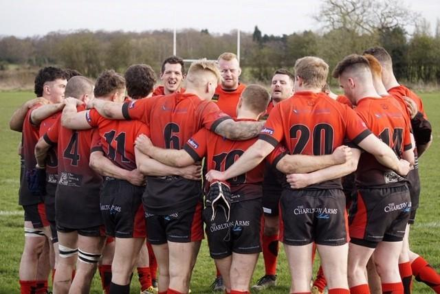 Ludlow RFC have the chance to seal promotion at home this weekend