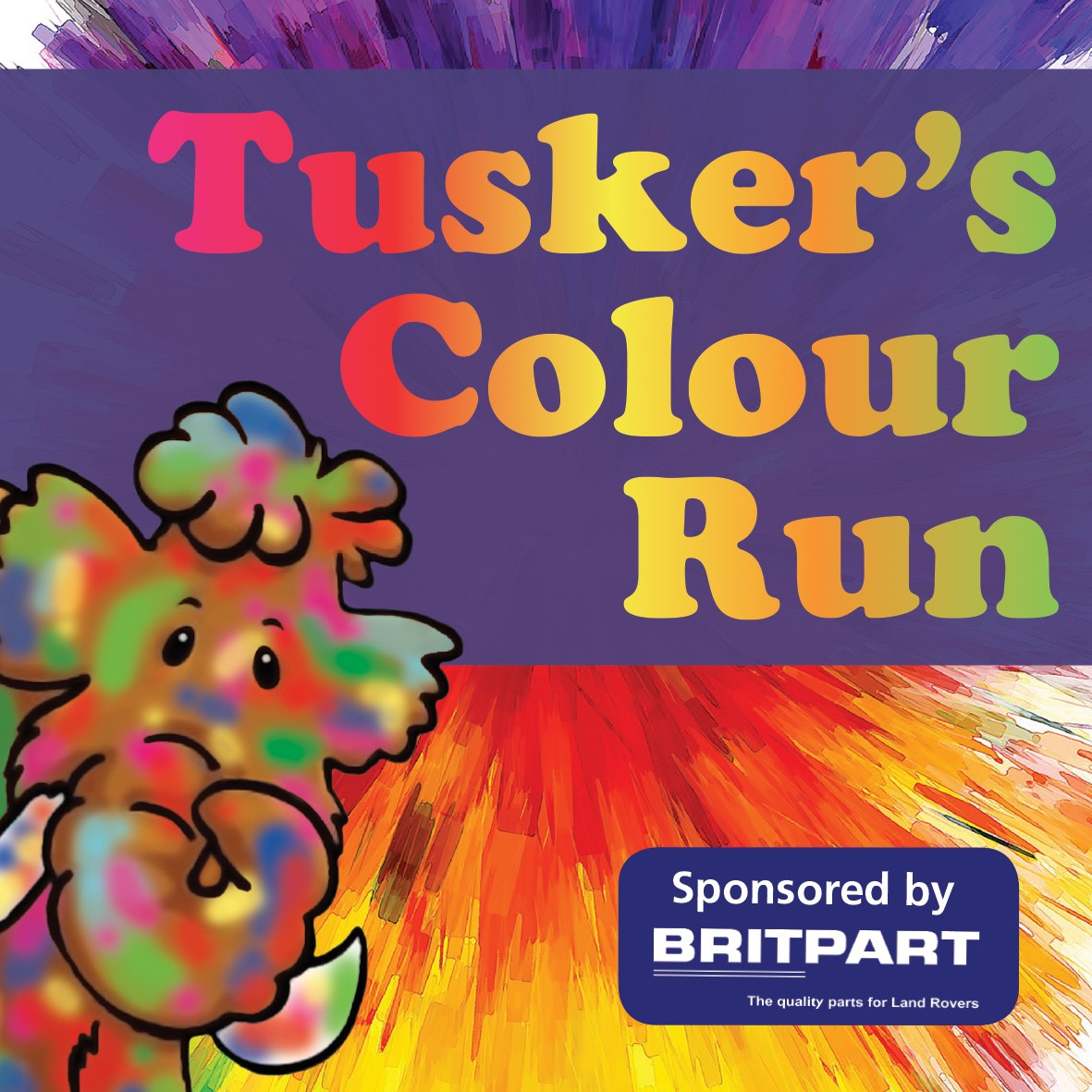 Tusker's Colour Run
